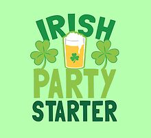 IRISH party starter by jazzydevil