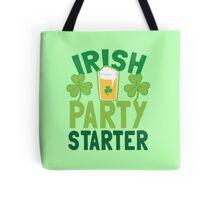 IRISH party starter Tote Bag