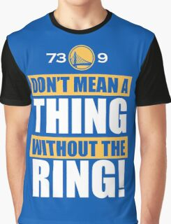 Golden State Warriors Record Useless Graphic T-Shirt