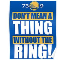 Golden State Warriors Record Useless Poster