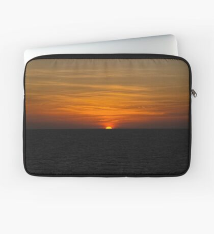 Because You Loved Me Laptop Sleeve