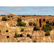 Copper Mine, Australian Heritage Photographic Print