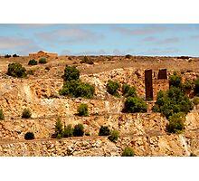 Copper Mine, Australian Heritage Photographic Print