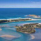 Lake Illawarra Entrance by 16images