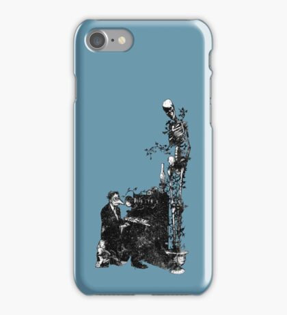 Plague Pianist iPhone Case/Skin