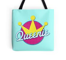 Queenie! with cute crown Tote Bag