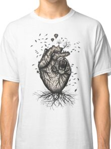 The Heart Of Nature Classic T-Shirt