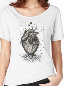 The Heart Of Nature Women's Relaxed Fit T-Shirt