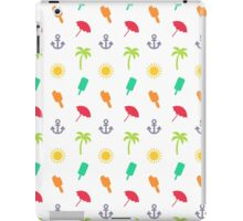 Summer Icon iPad Case/Skin