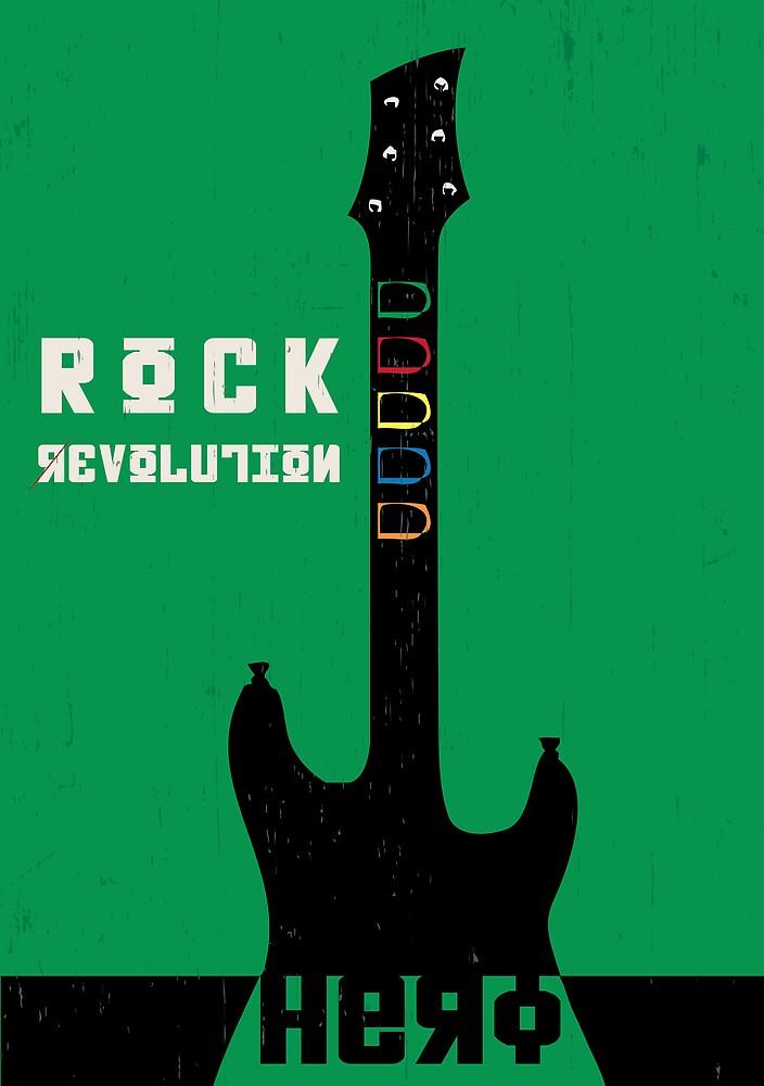 Rock Evolution by Nirina
