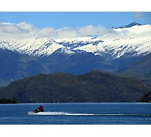 Fun On Wanaka Photographic Print