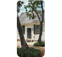 Two Tree Cottage iPhone Case/Skin
