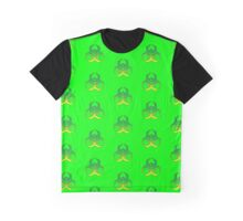 Hazard Symbol Graphic T-Shirt