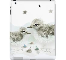 Sandpipers iPad Case/Skin