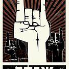 Rock Revolution I by Nirina
