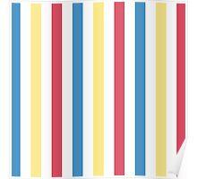 Snow White - #11 Stripes Poster