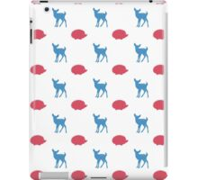 Snow White - #12 Woodland Creatures iPad Case/Skin