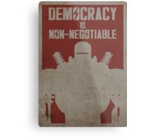 Liberty Prime Metal Print