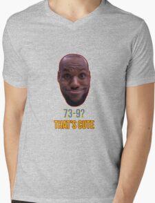 Lebron James Funny  Mens V-Neck T-Shirt