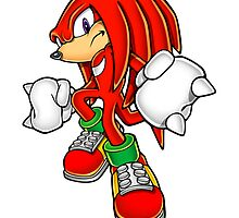 Knuckles by Pakitos