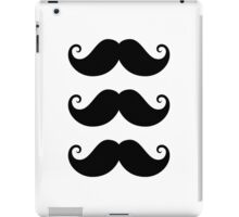 Mustache! iPad Case/Skin