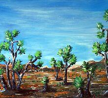 Joshua Trees by Anastasiya Malakhova
