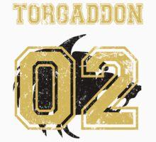Team Captain: Torgaddon T-Shirt