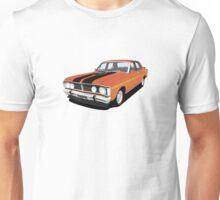 Ford Falcon XY GT  - Vermillion Fire Unisex T-Shirt