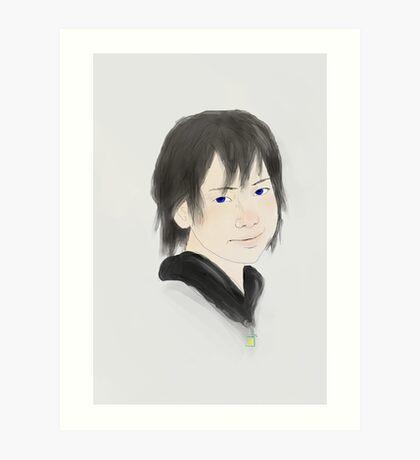 Xion Art Print