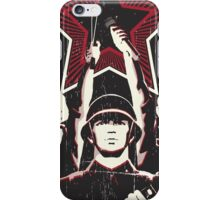 We will rock you iPhone Case/Skin