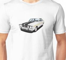 Ford Falcon XY GT - Ultra White Unisex T-Shirt