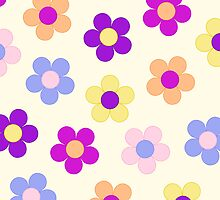 Flower Power Design by NataliePaskell