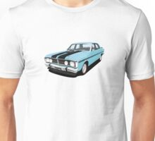 Ford Falcon XY GT - True Blue Unisex T-Shirt