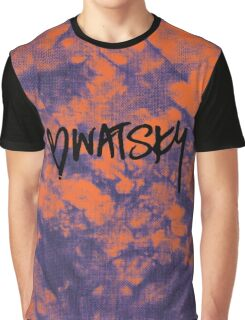 WATSKY ALL OVER Graphic T-Shirt