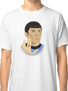 Big Bang Theory Spock  Classic T-Shirt