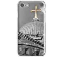 Golden Cross iPhone Case/Skin