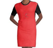 C-Bra Graphic T-Shirt Dress