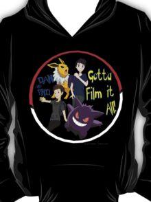 Dan and Phil Pokemon Trainer Pokeball Shirt T-Shirt