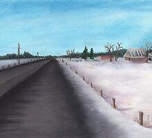 Country Road by Anastasiya Malakhova