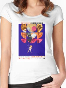 Barbarella Women's Fitted Scoop T-Shirt
