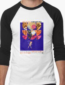 Barbarella Men's Baseball ¾ T-Shirt