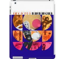 Barbarella iPad Case/Skin