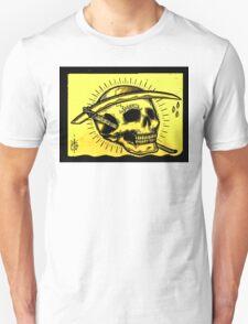 MUERTE PAINTING Unisex T-Shirt