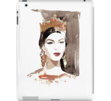 Kate King for Dolce&Gabbana iPad Case/Skin