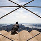 New York Pigeon by Georgia Laughton