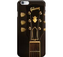 Guitar Head iPhone Case/Skin