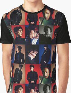 Exo - Monster Graphic T-Shirt