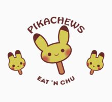 Eat n Chu! by shavostars