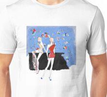 Swimwear and Kandinsky Unisex T-Shirt