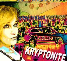 Kryptonite by Angelina Elander